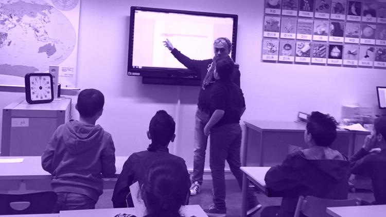 directeur AZC school Tilburg